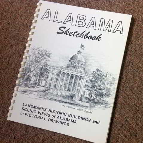 Alabama Sketchbook by Joseph Stone