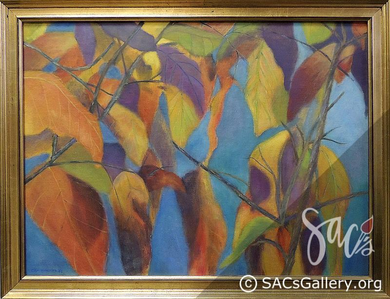 """Autumn Leaves"" by Cam Walker Guarino"
