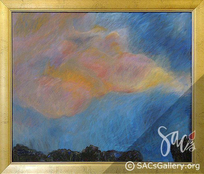 """Sky Symphony"" by Cam Walker Guarino"