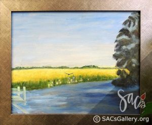 """Marshes of Glenn"" by Nancy Mitchell"