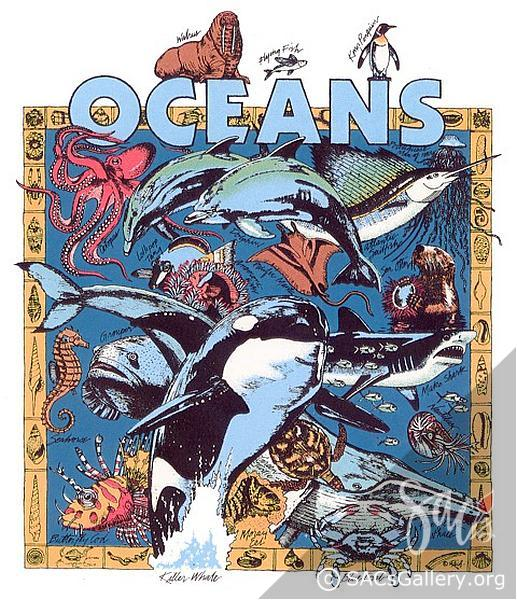 """Oceans"" by Rich Richardson"