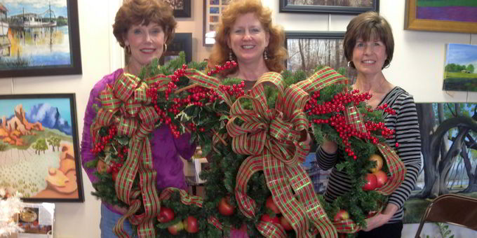 Wreath Making Class Montgomery, AL