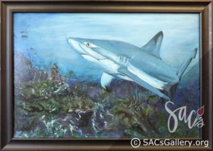 """A Shark's Smile"" by Ladonna Idell"