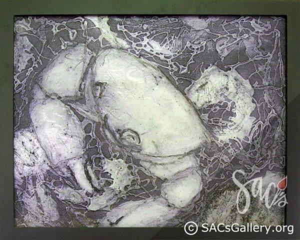 """Tar Crab"" by Ladonna Idell"