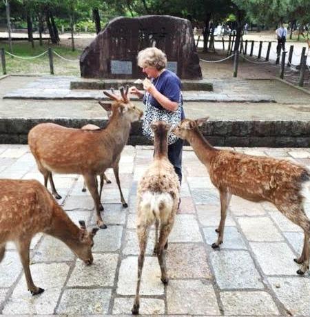 Ladonna Idell, Animals,