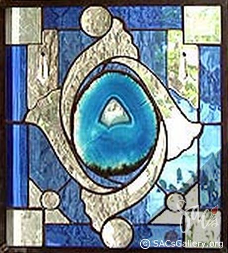 """""""Blue Eye"""" by Ladonna Idell"""