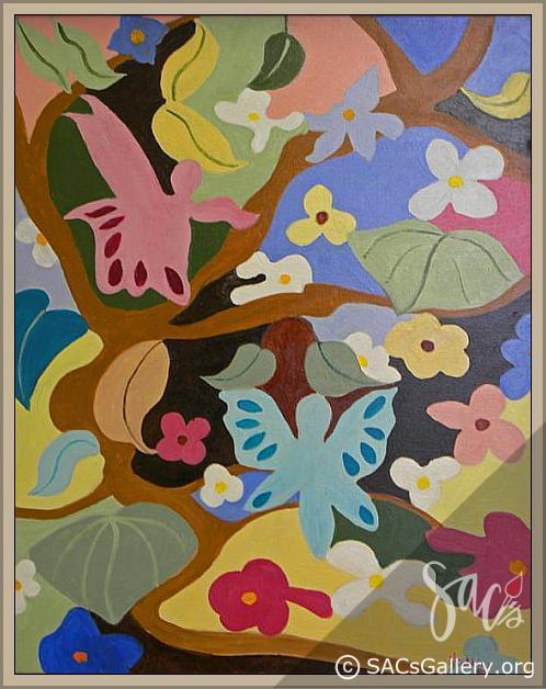 """Butterflies"" by Norma Jean Robbins"