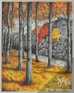 """Fall's Gold"" by Doti Kendrick"