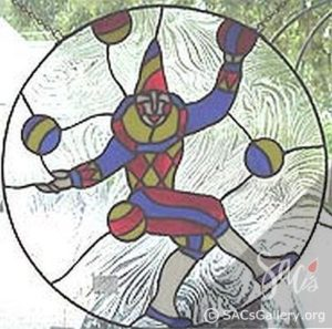 """Juggling Jester"" by Ladonna Idell"