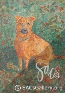 """Lucy"" by Ladonna Idell"