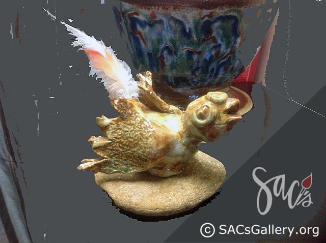 """Picaso's Bird"" by Ladonna Idell"