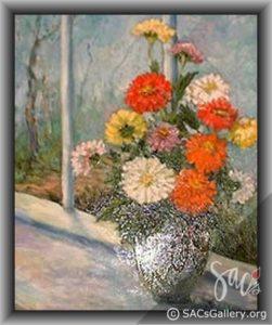 """Lone Vase"" by Norma Jean Robbins"
