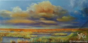 """Mississippi Landscape"" by Bill Sansom"