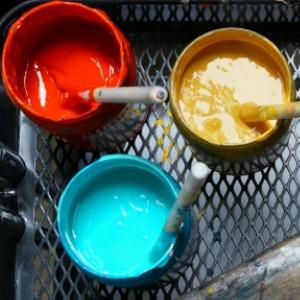 SACs Gallery Color Art Class