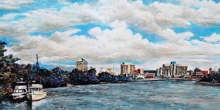 Annual Waterfront Art Show Montgomery, Alabama