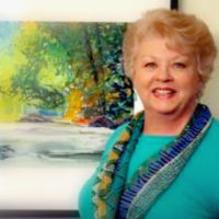 Peggy Milburn Brown - SACs Gallery Exhibitor