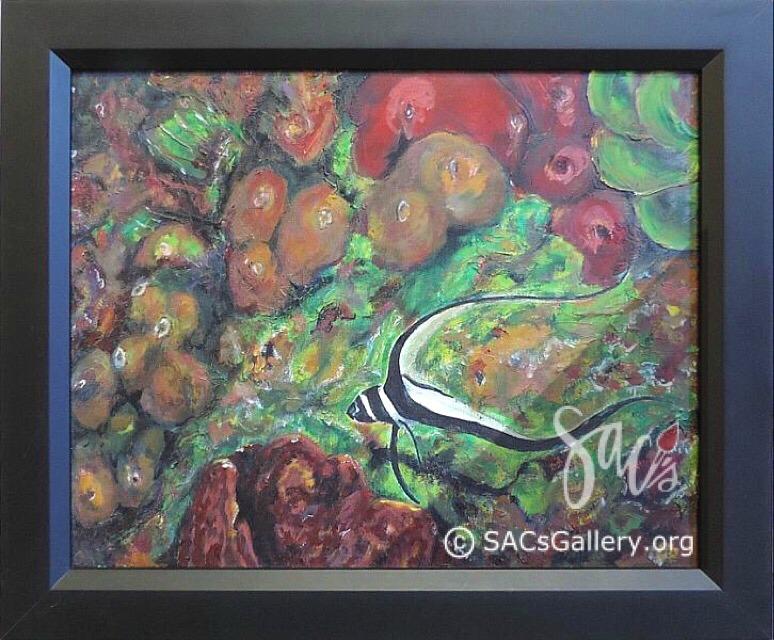 """Little Drummer Fish"" by Ladonna Idell"