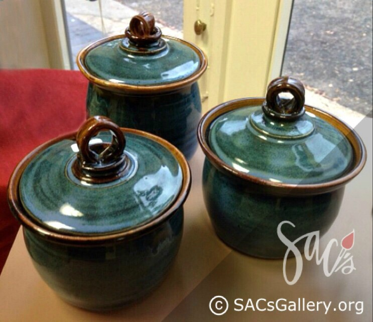 """Three Bowls"" by William Campbell"