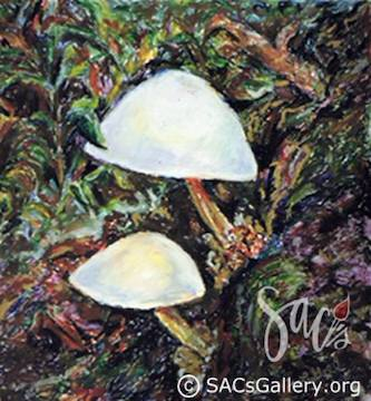 """March of the Mushrooms"" by Ladonna Idell"