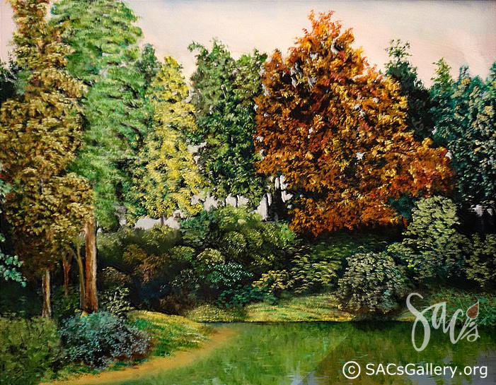 """Arboretum"" by Ben Sansom"