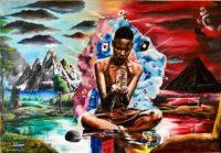 """Focus"" by Itumeleng Junior Boitshwarelo"