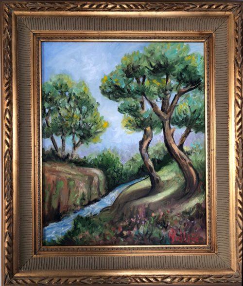 """""""I Love Van Gogh"""" by Norma Jean Robbins"""