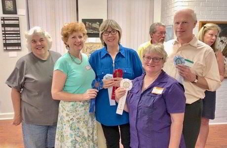 SACs wins Best Group Gallery Award