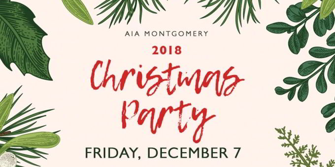 2018 Montgomery AIA Christmas Party