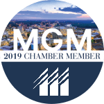 2019 Montgomery Chamber of Commerce Member Decal