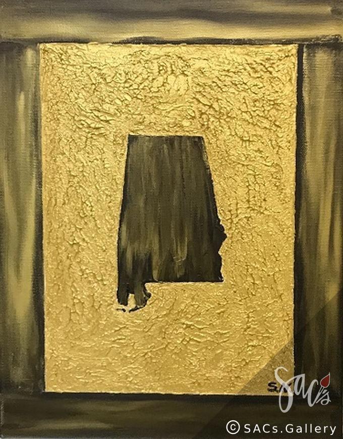 """Golden Alabama"" by Svetlana Nelson"