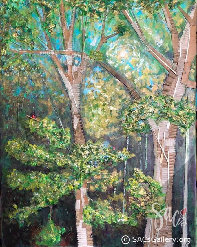 The Dual - Liphus M Swindall - Artwork