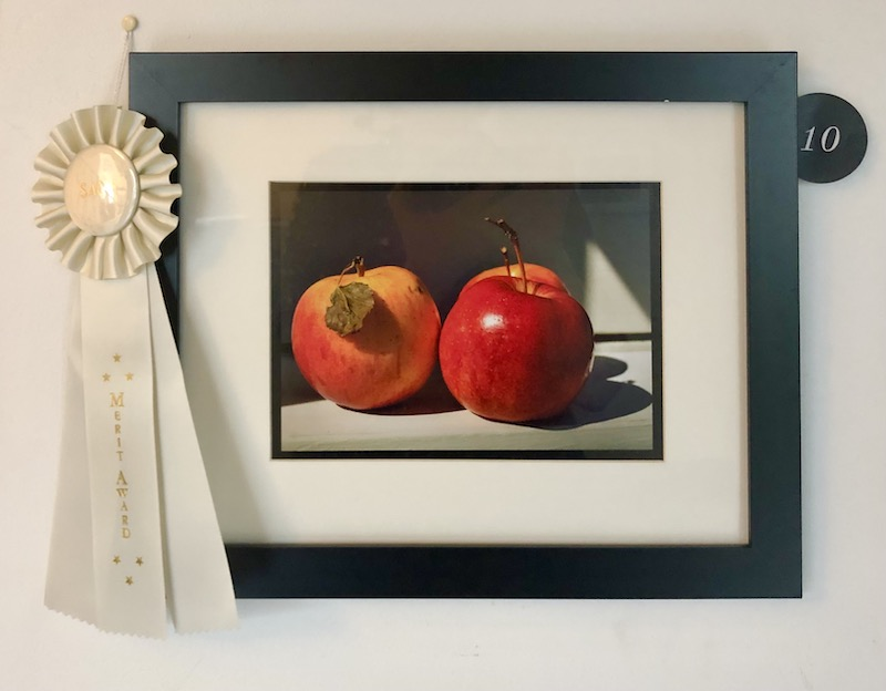 How About Them Apples by Darlyn Bravo